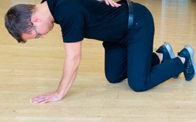 Training with back pain